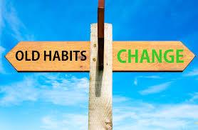 old habit change
