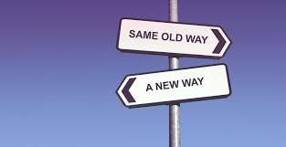 SAME OLD WAY