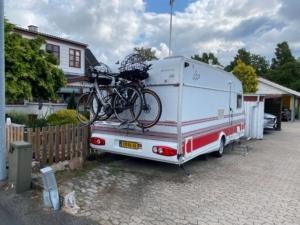 cykler med på ferie